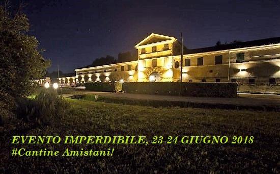 EVENTO IMPERDIBILE, 23-24 GIUGNO 2018 #Cantine Amistani!